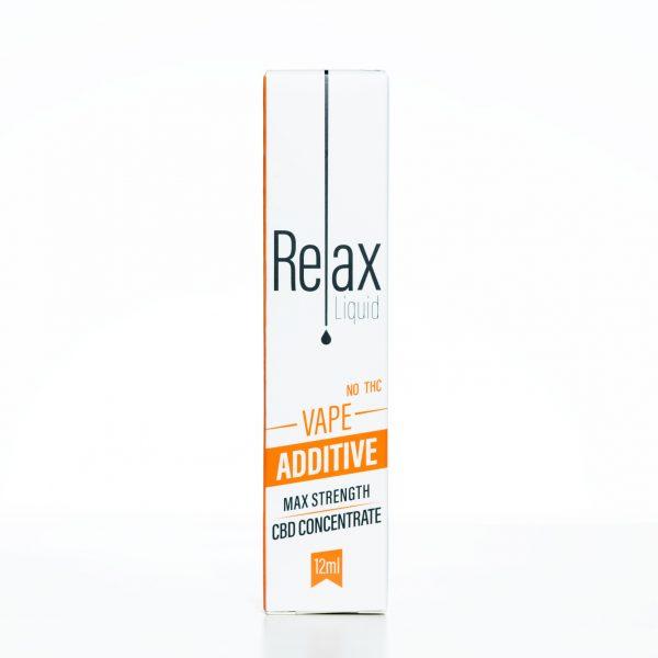 Relax CBD Vape Additive - 12ML 1