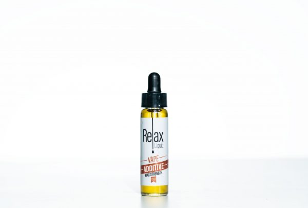 Relax CBD Vape Additive - 12ML 2