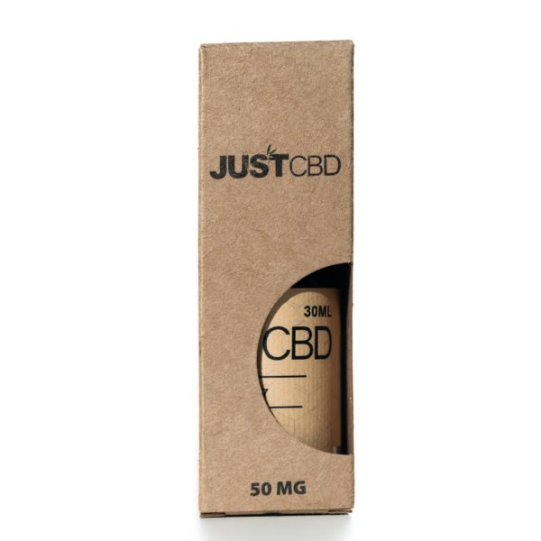 Just CBD Honey - 50MG 30ML
