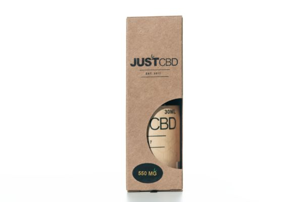 Just CBD Honey - 550MG 30ML