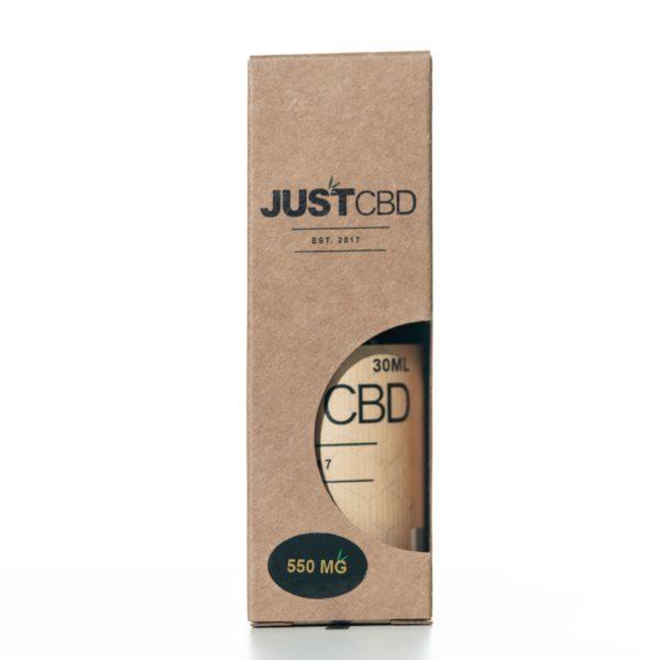 Just CBD Honey - 550MG 30ML