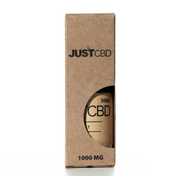 Just CBD Honey - 1000MG 30ML