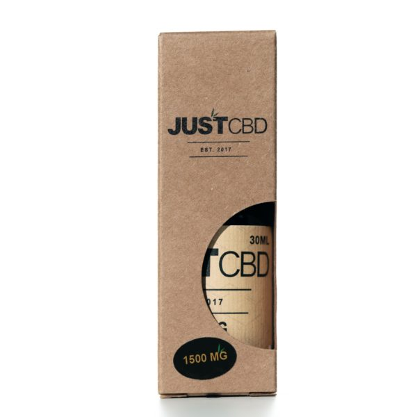 Just CBD Honey - 1500MG 30ML