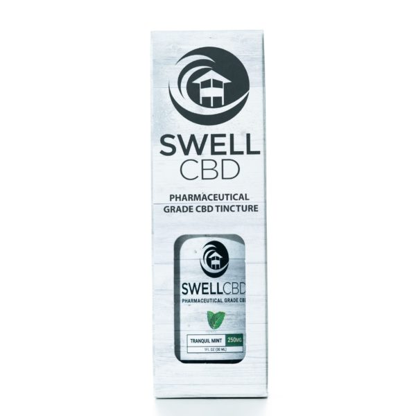 Swell CBD Tranquil Mint 250MG 30ML