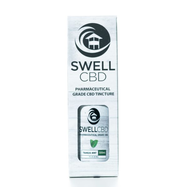Swell CBD Tranquil Mint 500MG 30ML