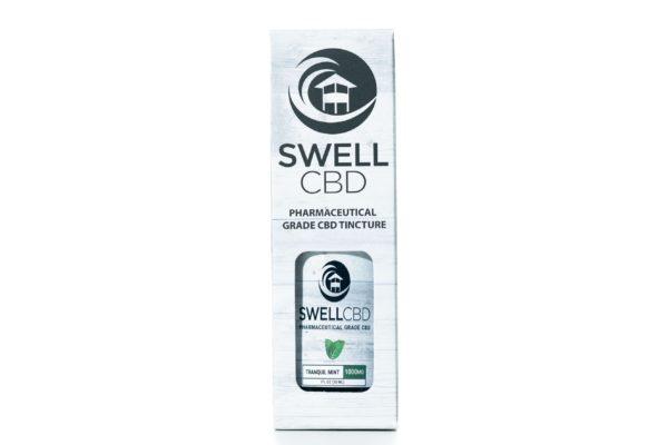 Swell CBD Tranquil Mint 1000MG 30ML