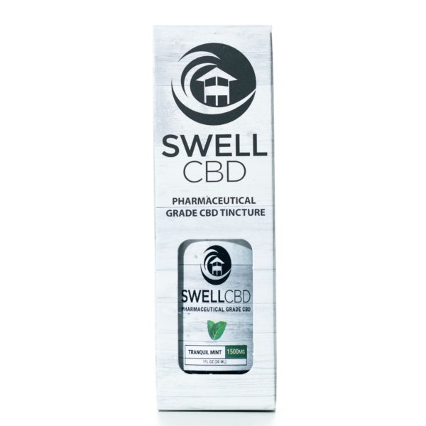 Swell CBD Tranquil Mint 1500MG 30ML