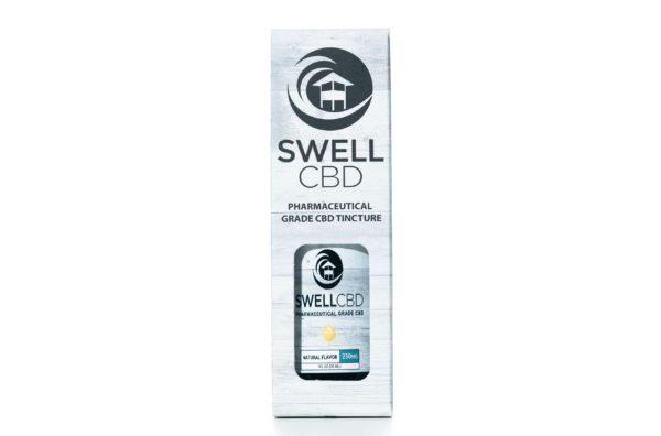 Swell CBD Natural 250MG 30ML