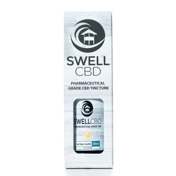 Swell CBD Natural 250MG 30ML