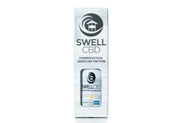 Swell CBD Natural 500MG 30ML