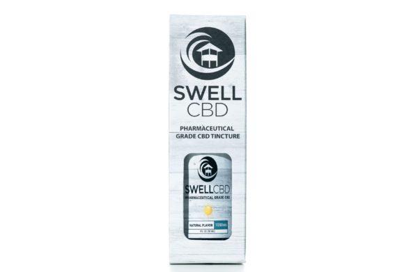 Swell CBD Natural 1000MG 30ML