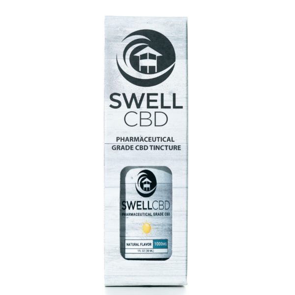 Swell CBD Natural 1000MG 30ML