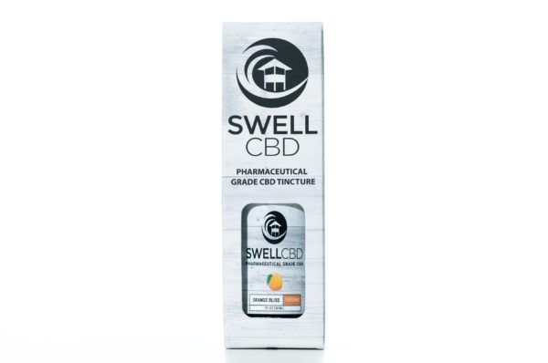 Swell CBD Orange Bliss 1000MG 30ML