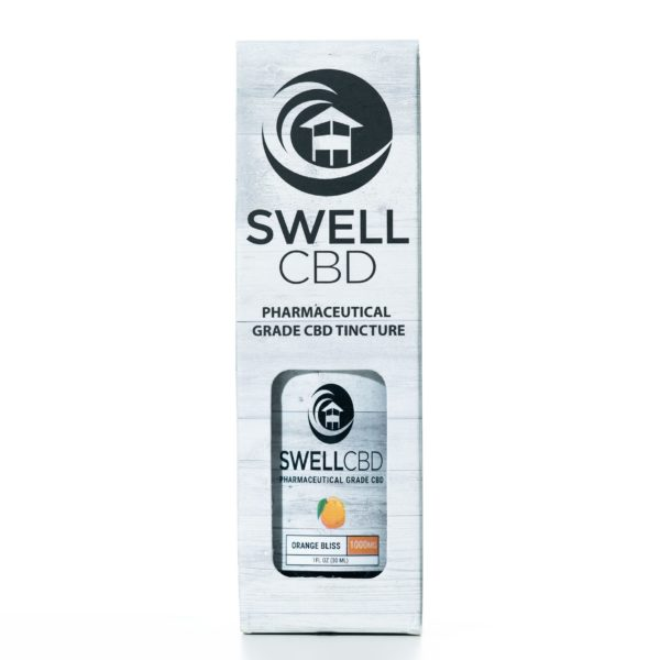 Swell CBD Orange Bliss 1000MG 30ML