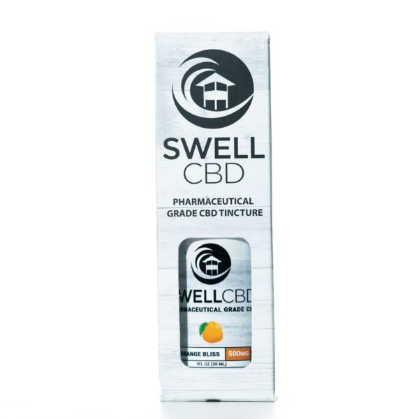 Swell CBD Orange Bliss 500MG 30ML