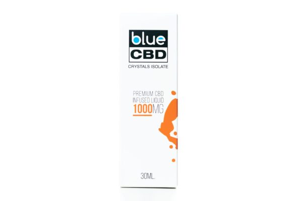 Blue CBD Infused Additive - 1000MG 30ML