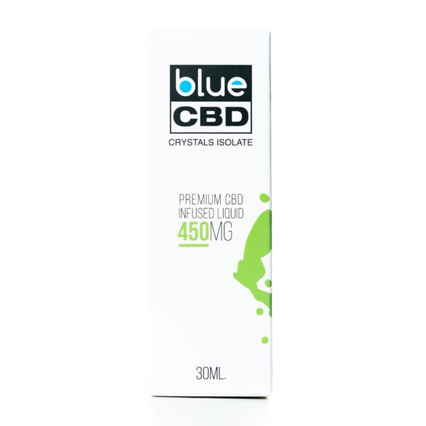 Blue CBD Infused Additive - 450MG 30ML