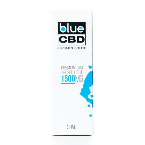 Blue CBD Infused Additive - 1500MG 30ML