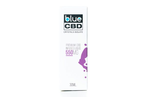 Blue CBD Infused Additive - 550MG 30ML