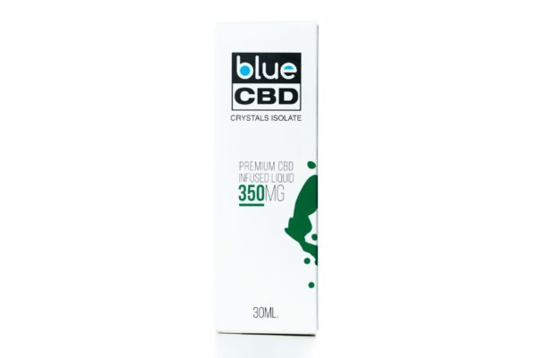 Blue CBD Infused Additive - 350MG 30ML