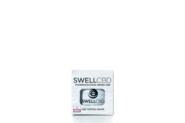 Swell CBD Topical Salve - 500MG (1oz)
