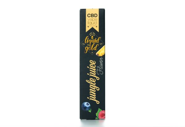 CBD Liquid Gold Vape Liquid - Jungle Juice - 12ML