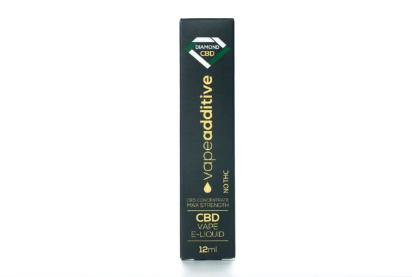 Diamond CBD Vape Additive 12ML