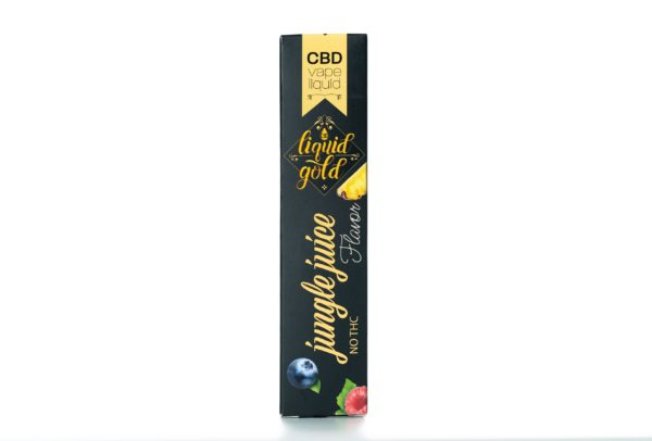 CBD Liquid Gold Vape Liquid - Jungle Juice - 16ML