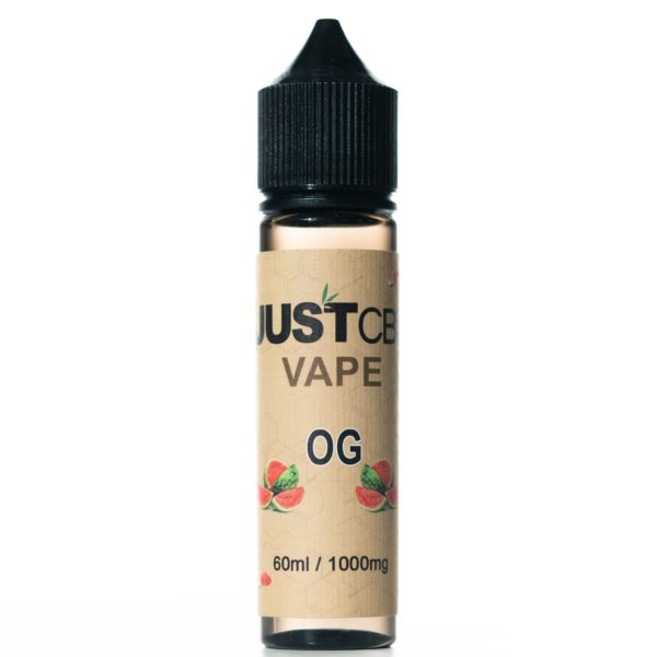 Just CBD Vape - OG - 1000MG