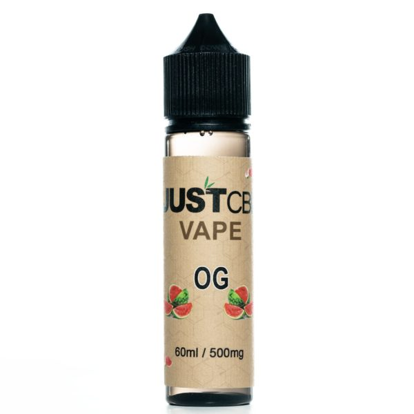 Just CBD Vape - OG - 500MG