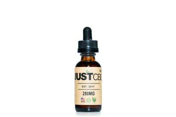 Just CBD Honey - 250MG 30ML