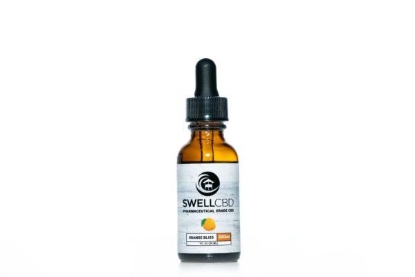 Swell CBD Orange Bliss 500MG 30ML