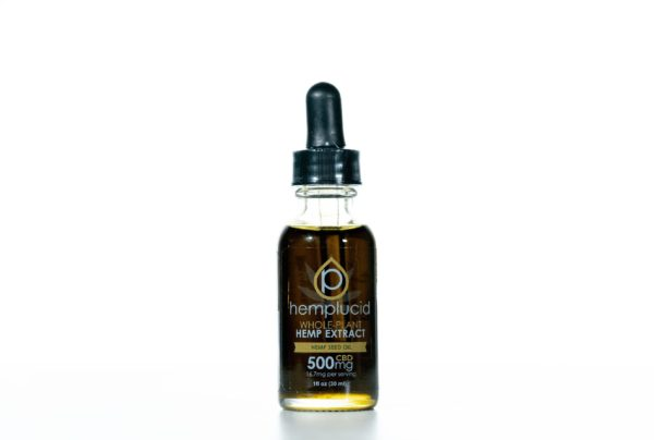 Hemp Lucid Hemp Seed Oil - 500MG 30ML