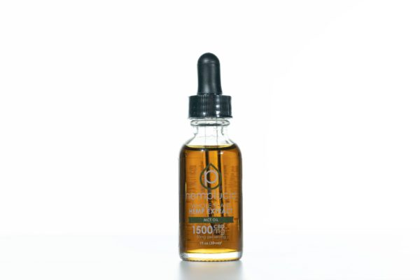 Hemp Lucid MCT Oil - 1500MG 30ML
