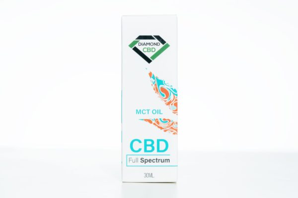 Diamond CBD MCT Oil - 500MG 30ML