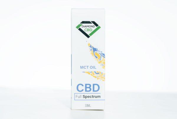 Diamond CBD MCT Oil - 1000MG 30ML