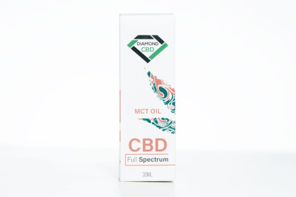 Diamond CBD MCT Oil - 1500MG 30ML