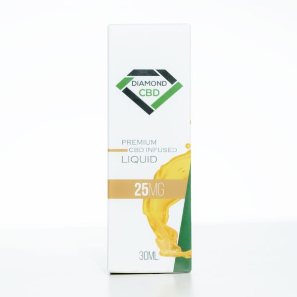 Diamond CBD Liquid - 25MG 30ML
