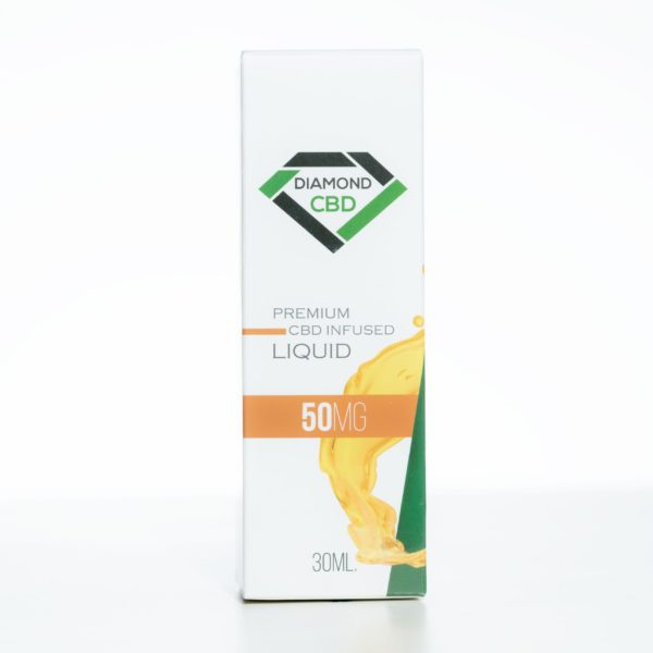 Diamond CBD Liquid - 50MG 30ML