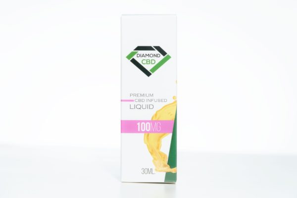 Diamond CBD Liquid - 100MG 30ML