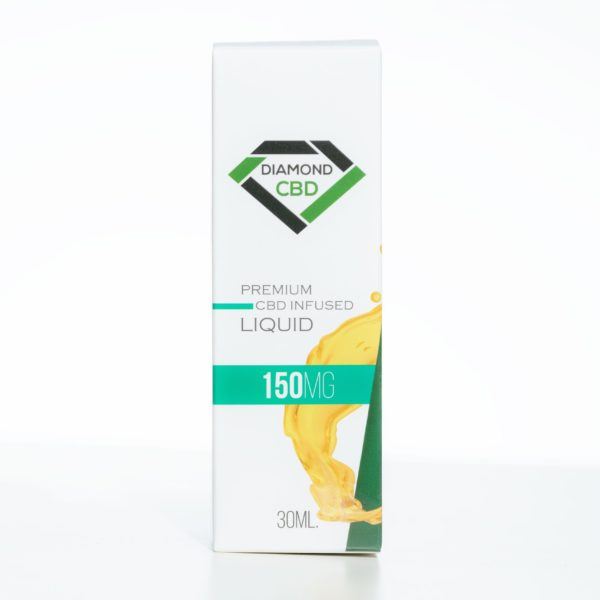 Diamond CBD Liquid - 150MG 30ML