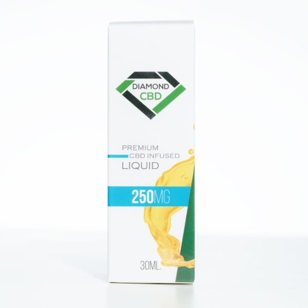 Diamond CBD Liquid - 250MG 30ML