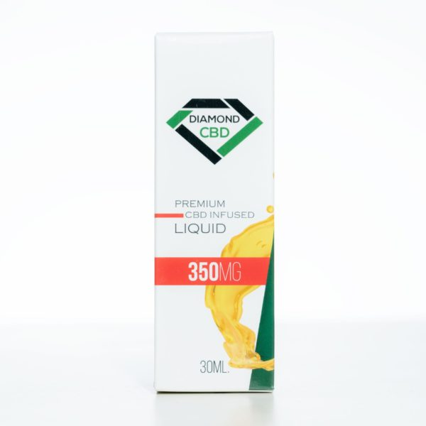 Diamond CBD Liquid - 350MG 30ML