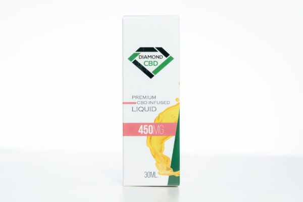 Diamond CBD Liquid - 450MG 30ML
