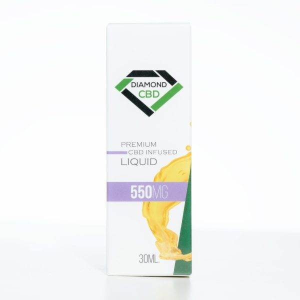 Diamond CBD Liquid - 550MG 30ML