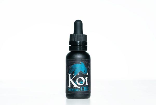 Koi CBD Blue Raspberry Dragon Fruit - 500MG 30ML
