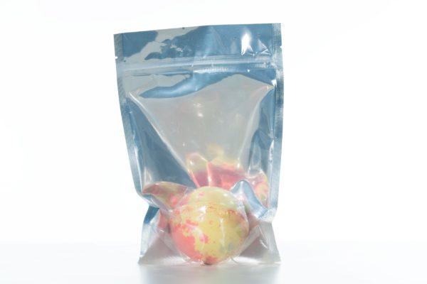 CBD Bath World Bath Bomb - Sweet Pea - 50MG