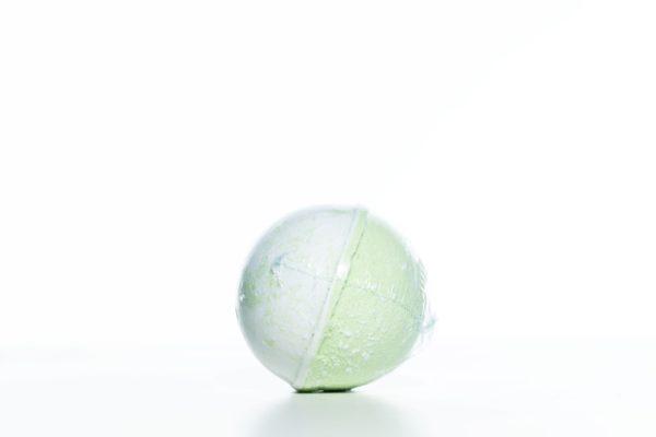 CBD Bath World Bath Bomb - Coconut Lime - 50MG