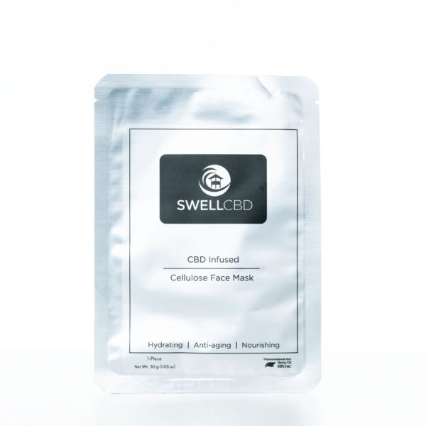 Swell CBD Infused Face Mask - 10MG (3pack)