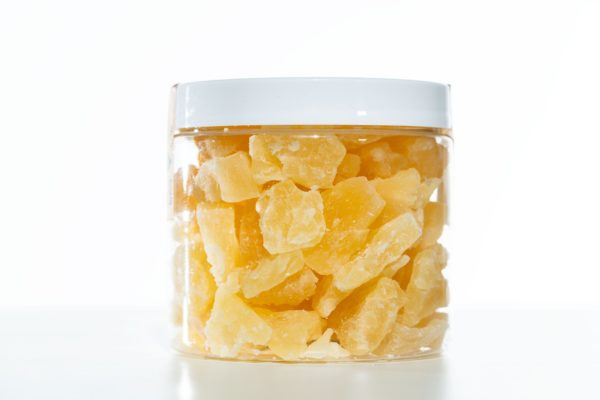 Just CBD Dried Fruit - Pineapple Chunks - 1000MG